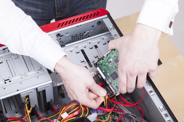 Consumibles y Hardware