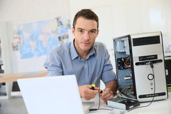 Soporte y mantenimiento informático